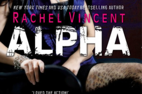 Review: Alpha by Rachel Vincent