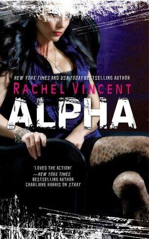 Review: Alpha by Rachel Vincent