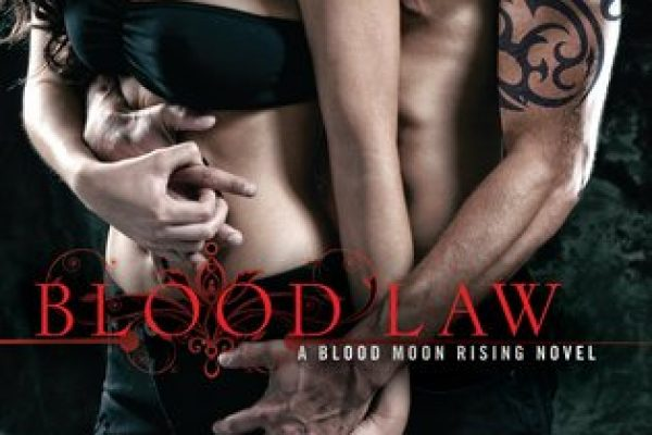 Review: Blood Law by Karin Tabke