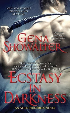 Review: Ecstasy in Darkness by Gena Showalter