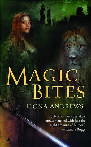 Review: Magic Bites by Ilona Andrews