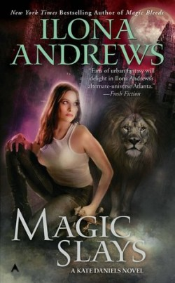Review: Magic Slays by Ilona Andrews
