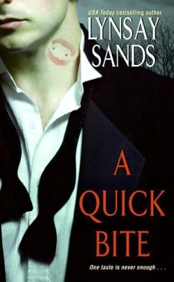 Review: A Quick Bite by Lynsay Sands