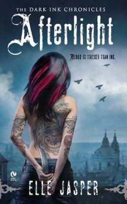Review: Afterlight by Elle Jasper