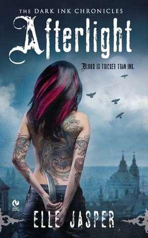 Review: Afterlight by Elle Jasper