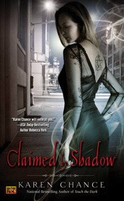 Review: Claimed by Shadow by Karen Chance