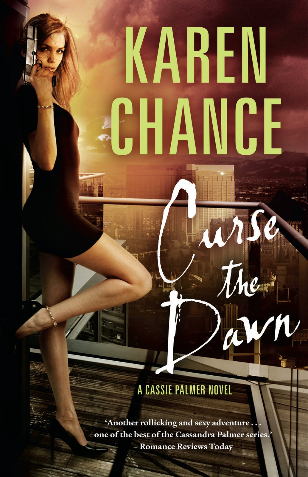Review: Curse the Dawn by Karen Chance