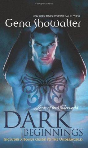Review: Dark Beginnings by Gena Showalter