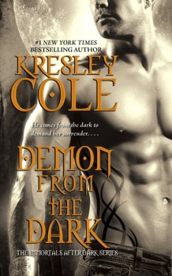 Review: Demon from the Dark by Kresley Cole