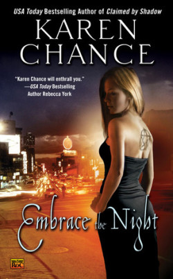 Review: Embrace the Night by Karen Chance