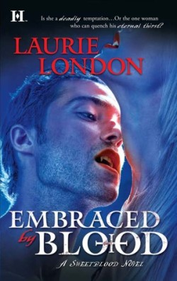 ARC Review: Embraced by Blood by Laurie London
