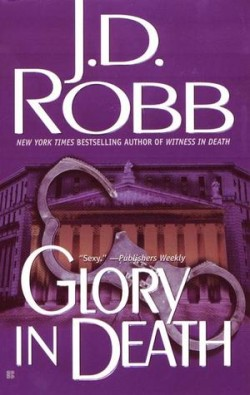 Review: Glory in Death by JD Robb