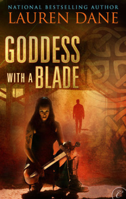 Review: Goddess with a Blade by Lauren Dane