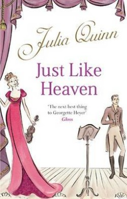 Review: Just Like Heaven by Julia Quinn