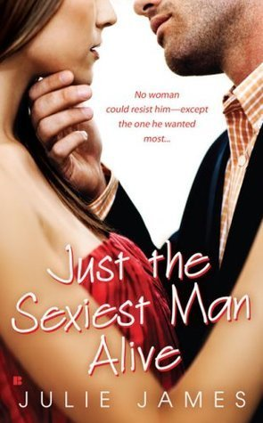 Review: Just the Sexiest Man Alive by Julie James