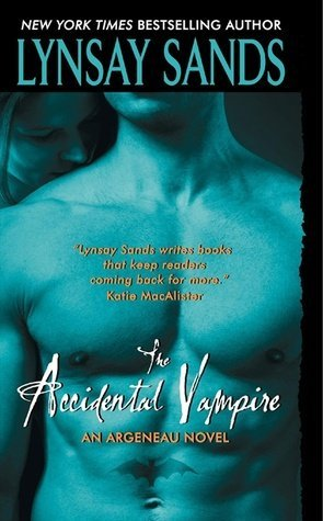 Review: The Accidental Vampire by Lynsay Sands