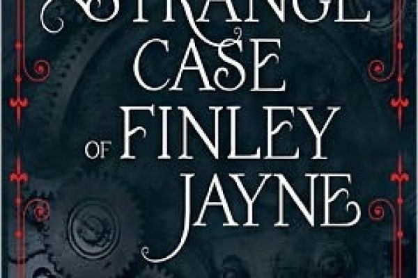 Review: The Stange Case of Finley Jayne by Kady Cross