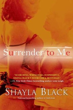 Review: Surrender to Me by Shayla Black