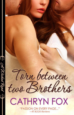 Review: Torn Between Two Brothers by Cathryn Fox