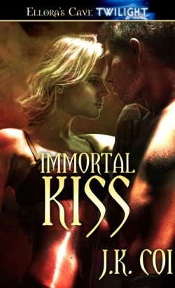 Review: Immortal Kiss by J.K. Coi
