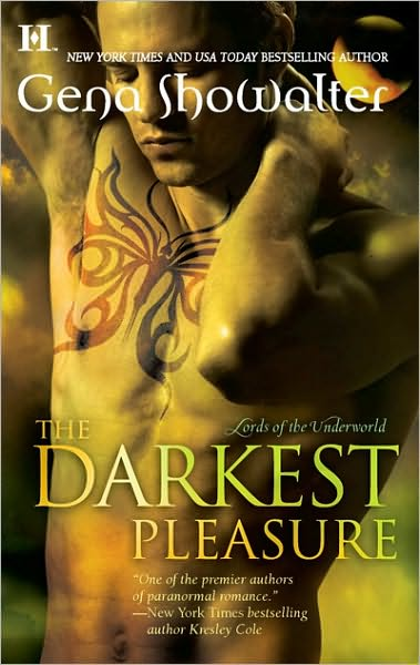 Review: The Darkest Pleasure by Gena Showalter