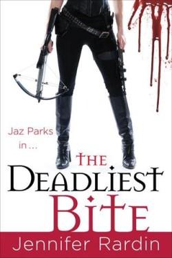 Review: The Deadliest Bite by Jennifer Rardin