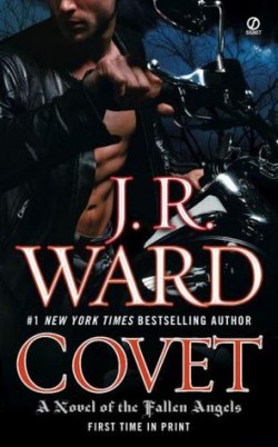 Review: Covet by JR Ward