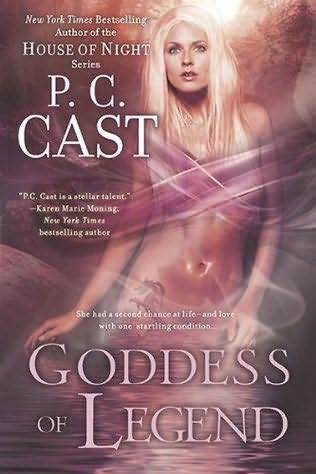 Review: Goddess of Legend by P.C. Cast