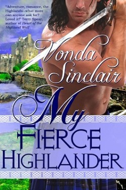 Review: My Fierce Highlander by Vonda Sinclair