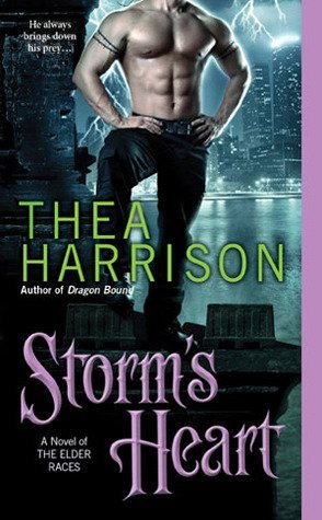Guest Review: Storm's Heart by Thea Harrison