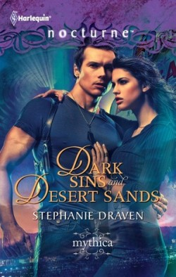 ARC Review: Dark Sins and Desert Sands by Stephanie Draven