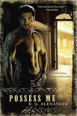 Review: Possess Me by R. G Alexander