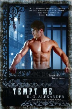 ARC Review: Tempt Me by R.G Alexander