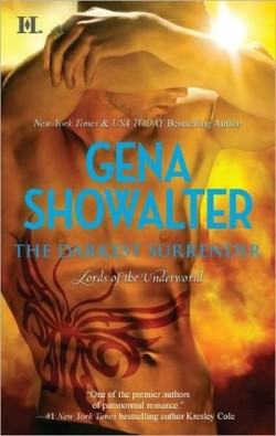 Review: The Darkest Surrender by Gena Showalter
