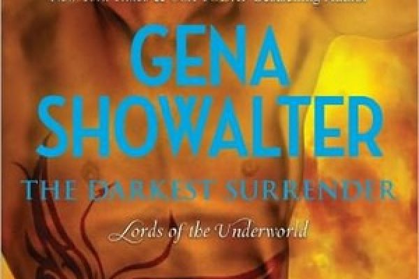 Review: The Darkest Surrender by Gena Showalter