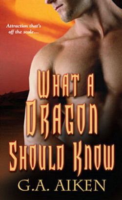 Review: What a Dragon Should Know by G.A. Aiken