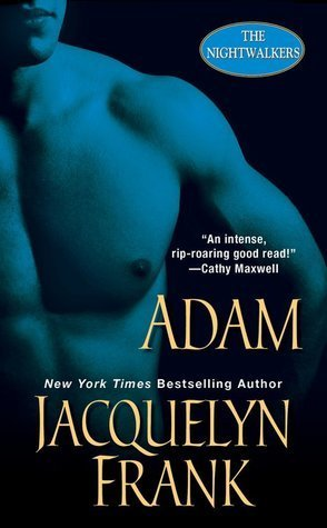 Review Adam By Jacquelyn Frank Under The Covers Book Blog