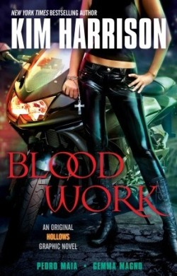 Review: Blood Work by Kim Harrison