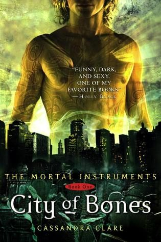Romance Rewind: The Mortal Instruments by Cassandra Clare
