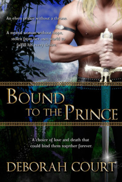 Review + Giveaway: Bound to the Prince by Deborah Court