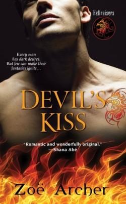 ARC Review: Devil's Kiss by Zoe Archer