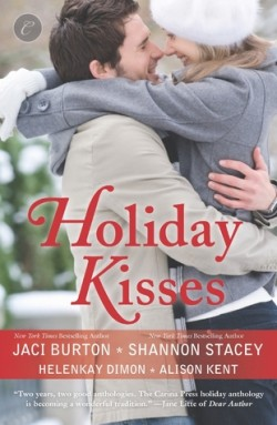 Review: Holiday Kisses by Alison Kent, Jaci Burton, HelenKay Dimon and Shannon Stacey