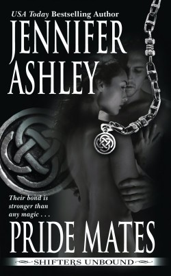Review: Pride Mates by Jennifer Ashley