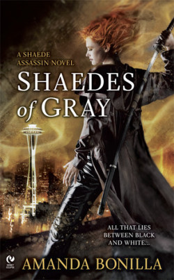 ARC Review: Shaedes of Gray by Amanda Bonilla