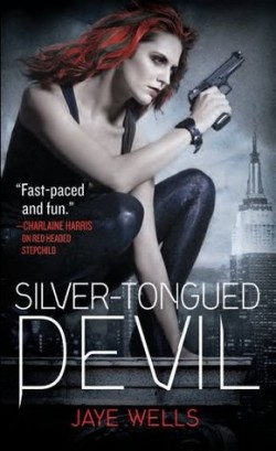 ARC Review: Silver-Tongued Devil by Jaye Wells