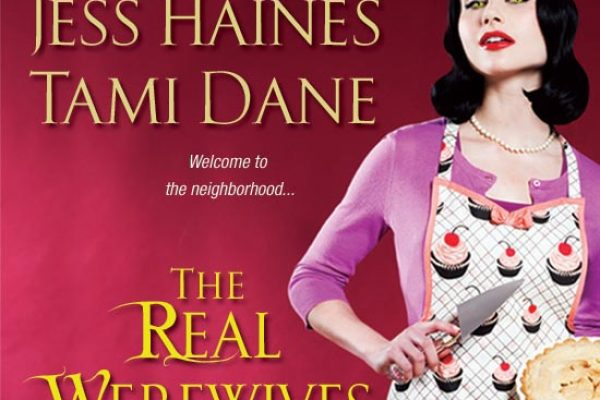 Review: The Real Werewives of Vampire County by Alexandra Ivy, Angie Fox, Tami Dane and Jess Haines