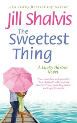 Review: The Sweetest Thing by Jill Shalvis