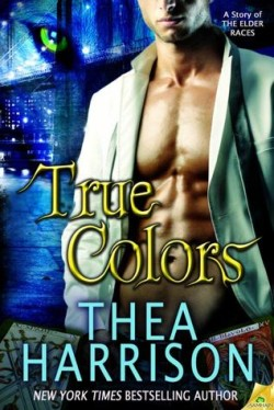 ARC Review: True Colors by Thea Harrison