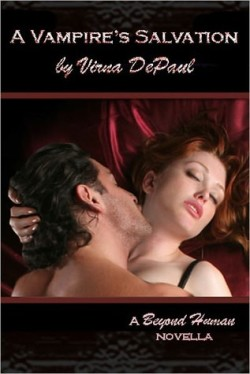 Review: A Vampire's Salvation by Virna DePaul