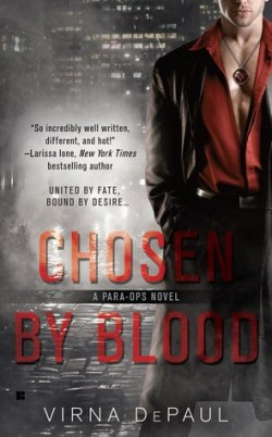 Review: Chosen by Blood by Virna DePaul